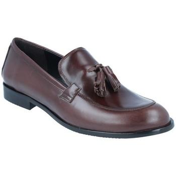 Chaussures Femme Mocassins Luis Gonzalo Zapatos Mocasines para Mujer de  5133M Marron