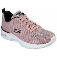 Chaussures Femme Baskets basses Skechers DYNAMIGHT 12946 Rose