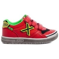Chaussures Enfant Baskets basses Munich G-3 VCO SWITCH 129 1514129 Rouge