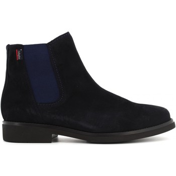 Chaussures Homme Boots CallagHan  Blu