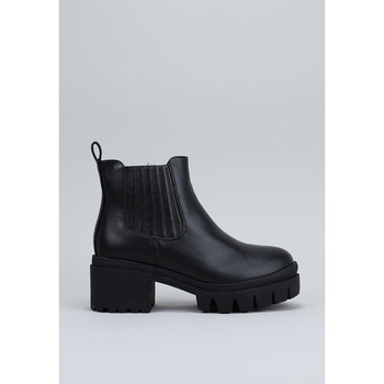 Chaussures Femme Low boots Emmshu MARGE Noir