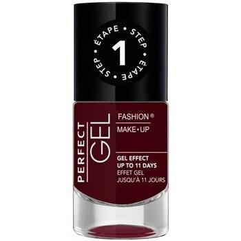 Beauté Femme Vernis à ongles Fashion Make Up Fashion Make-Up - Perfect Gel Vernis Etape 1 n°09 Red Wi... Rouge