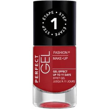 Beauté Femme Vernis à ongles Fashion Make Up Fashion Make-Up - Perfect Gel Vernis Etape 1 n°11 Cherry... Rouge