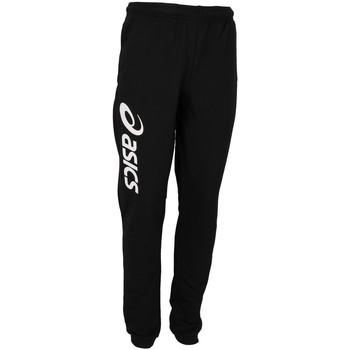 Vêtements Homme Pantalons de survêtement Asics Sigma blk wht pantsurvet Noir