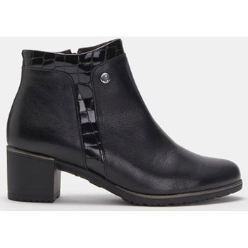Chaussures Femme Bottines Pitillos 6338 Noir