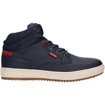 Chaussures Garçon Boots Levi's VYHK0011S NEW FAINO Azul
