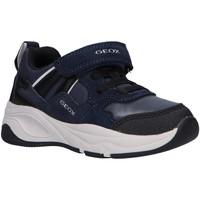 Chaussures Garçon Multisport Geox J04CZA 02211 J TORTONA Azul