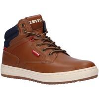 Chaussures Garçon Boots Levi's VYHK0011S NEW FAINO Marr?n