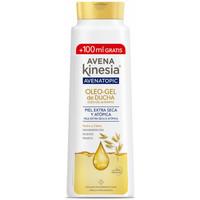 Beauté Produits bains Avena Kinesia Avena Topic Oleo-gel Douche 100% Natural