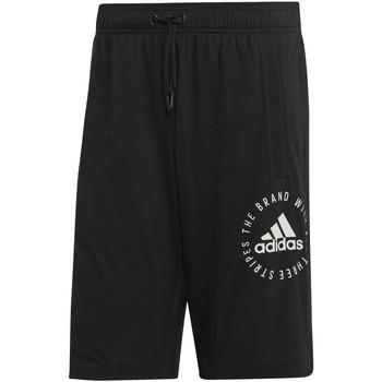 Vêtements Homme Shorts / Bermudas adidas Originals Short Sport Id noir