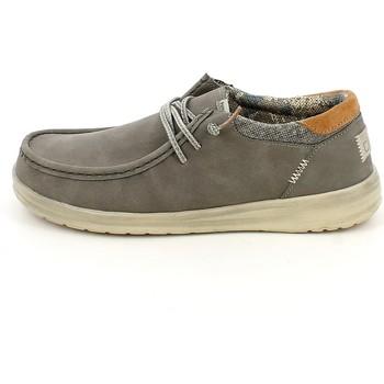 Chaussures Homme Mocassins Hey Dude PAUL.02_41 Marron