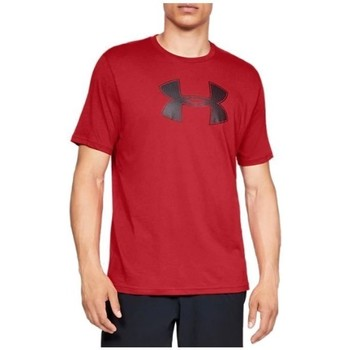 Vêtements Homme T-shirts manches courtes Under Armour Big Logo SS Tee Rouge