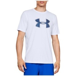 Vêtements Homme T-shirts manches courtes Under Armour Big Logo SS Tee Blanc