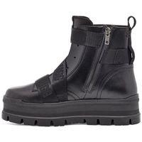 Chaussures Femme Bottes UGG Botte  SID Noir