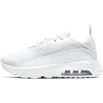 Chaussures Garçon Baskets basses Nike - Air max 2090 bianco CU2093-100 BIANCO