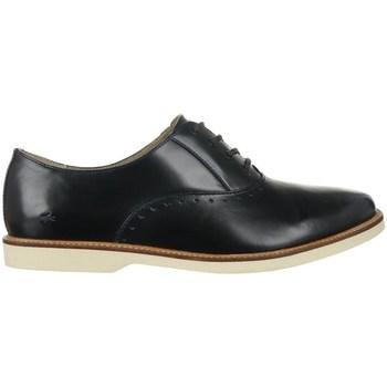 Chaussures Femme Richelieu Lacoste Rene Prep 5 Noir