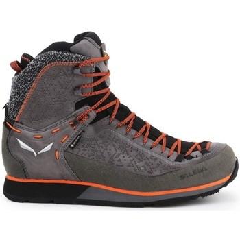 Chaussures Homme Randonnée Salewa MS Trainer 2 Winter Gtx Noir, Gris