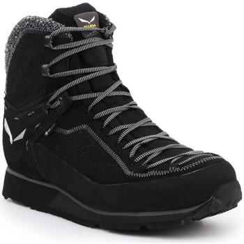 Chaussures Homme Randonnée Salewa MS Mtn Trainer 2 Winter Noir