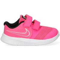 Chaussures Fille Baskets mode Nike 50661 rose