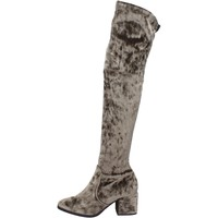 Chaussures Femme Bottes Accademia BK401 vert