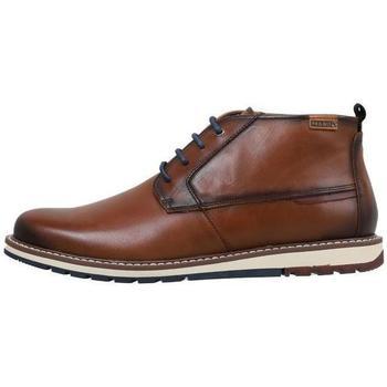 Chaussures Homme Boots Pikolinos BERNA M8J-8198 Marron