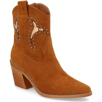 Chaussures Femme Bottines Prisska TY1063 Camel