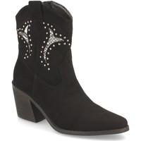 Chaussures Femme Bottines Prisska TY1063 Negro