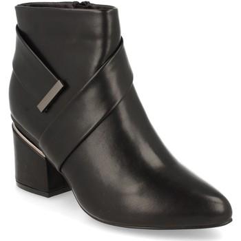Chaussures Femme Bottines Prisska Y5675 Negro