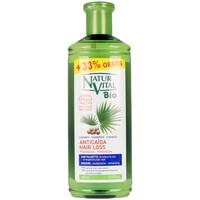 Beauté Shampooings Natur Vital Champú Bio Ecocert Anticaida 400 Ml
