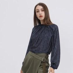 Vêtements Femme Tops / Blouses Smart & Joy Agate Bleu marine