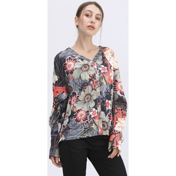 Vêtements Femme Tops / Blouses Smart & Joy Apatite Multicolore