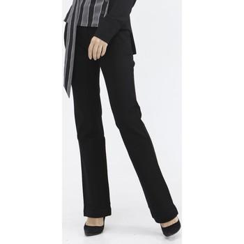 Vêtements Femme Pantalons Smart & Joy Citrine Noir