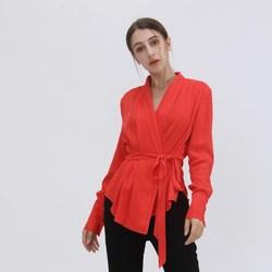 Vêtements Femme Tops / Blouses Smart & Joy Amétrine Rouge