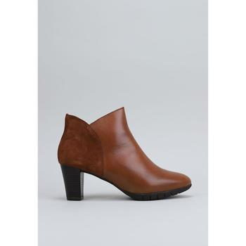 Chaussures Femme Bottines Sandra Fontan MAKIA Marron