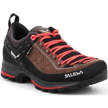 Chaussures Femme Randonnée Salewa WS MTN Trainer 2 GTX 61358-0480 czarny, brązowy