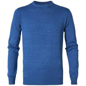 Vêtements Homme Pulls Petrol Industries KWR201 5128 AZURE BLUE Bleu