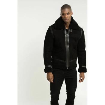 Vêtements Homme Blousons Serge Pariente KENNEDY NOIR SP Noir