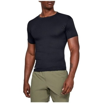 Vêtements Homme T-shirts manches courtes Under Armour HG Tactical Compression Tee Noir