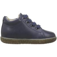 Chaussures Garçon Baskets mode Falcotto - Polacchino blu ANEMONE-0C02 BLU