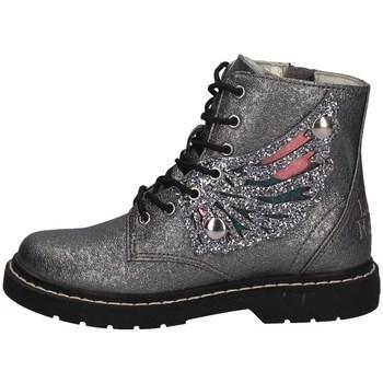 Chaussures Fille Bottines Lelli Kelly LK 5546 ÉTAIN