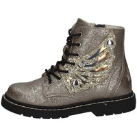 Chaussures Fille Bottines Lelli Kelly LK 5546 OR