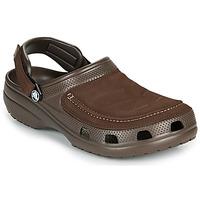 Chaussures Homme Sabots Crocs YUKON VISTA II CLOG M Marron