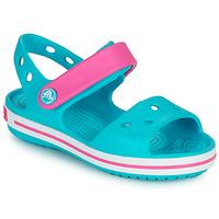 Chaussures Fille Sandales et Nu-pieds Crocs CROCBAND SANDAL Blue