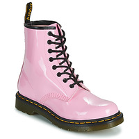 Chaussures Femme Boots Dr Martens 1460 W Rose