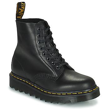 Chaussures Boots Dr Martens 1460 PASCAL ZIGGY Black
