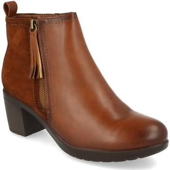 Chaussures Femme Bottines Virucci VR0-107 Camel