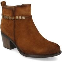 Chaussures Femme Bottines Virucci VR0-152 Camel
