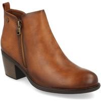 Chaussures Femme Bottines Virucci VR0-153 Camel