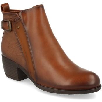 Chaussures Femme Bottines Virucci VR0-161 Camel