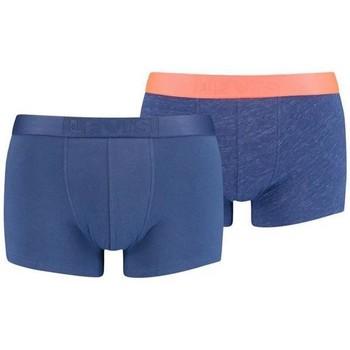 Sous-vêtements Homme Boxers Levi's INJECTED SLUB bleu